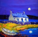 Last moonrise on the croft Mull 24x24.jpg